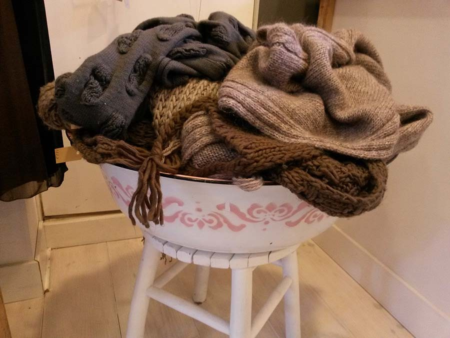50% Korting op alle winterkleding!