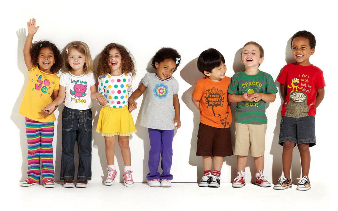 Er is weer inbreng & verkoop kinderkleding